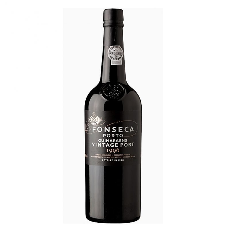 This big and vibrant port with ripe notes of dark cherry, plum and damson. From the renowned Fonseca House, the wine is from an undeclared but very good vintage, 1996, hence the more moderate price point.