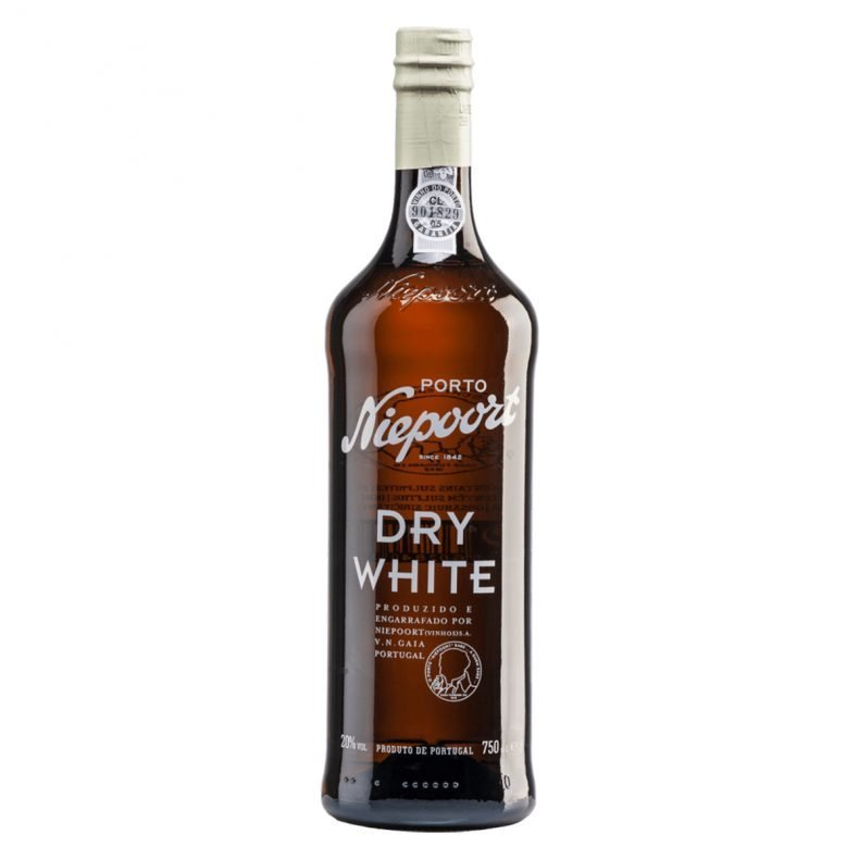 Niepoort Dry White is made in the traditional style with long skin maceration. Golden in colour with aromas of nuts and almonds and a fresh concentrated finish. Great when served chilled as an aperitif or with tonic water, ice, lemon zest and a sprig of mint.
