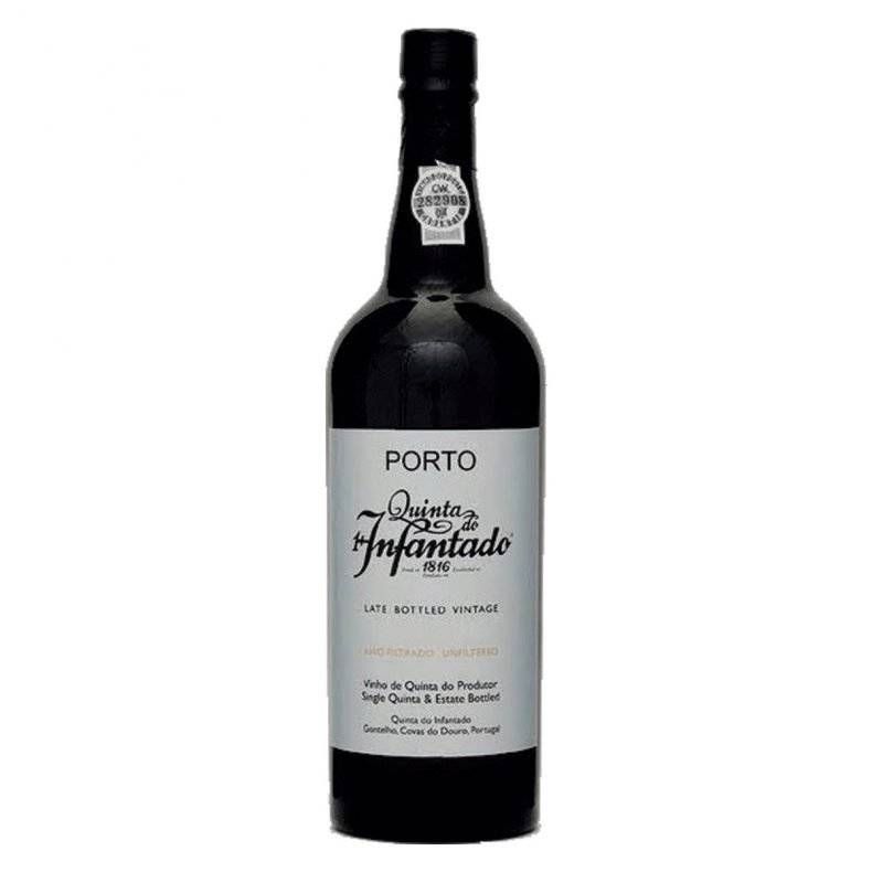 This port is ruby red in colour, with notes of black fruit, raisins and spices on the nose. The palate is fresh, fruity and spicy, full of round ripe tannins. The finish is long and deliciously fresh.