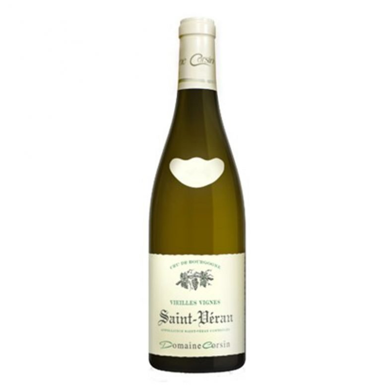 Domaine Corsin Saint Veran Vieilles Vignes