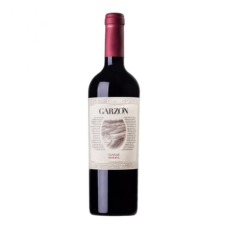 Garzón Tannat Reserva With aromas of plums and raspberries and just a hint of spice. On the palate, this is a full-bodied wine, with mature tannins complementing the dark juicy fruit and mineral notes. Striking and powerful.