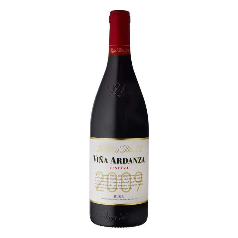 La Rioja Alta Vina Ardanza 2009 This Rioja stands out for its fresh, spicy character, with hints of sweet cherries and blackcurrant chocolate, along with notes of black pepper, tobacco, nutmeg, coffee, mocha and cinnamon. It is very well-balanced on the palate with a soft freshness, nice structure, and delicately elegant tannins.