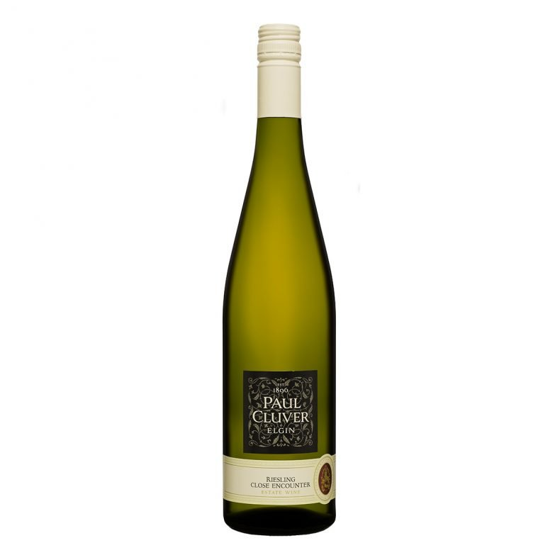 Paul Cluver Riesling Close Encounter Wonderfully fragrant – concentrated fruit and floral notes. Lots of mango, orange, sweet melon and pineapple freshness. Lovely lime and lemongrass finish.